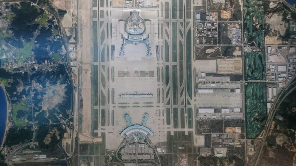 仁川国際空港第2ターミナル3