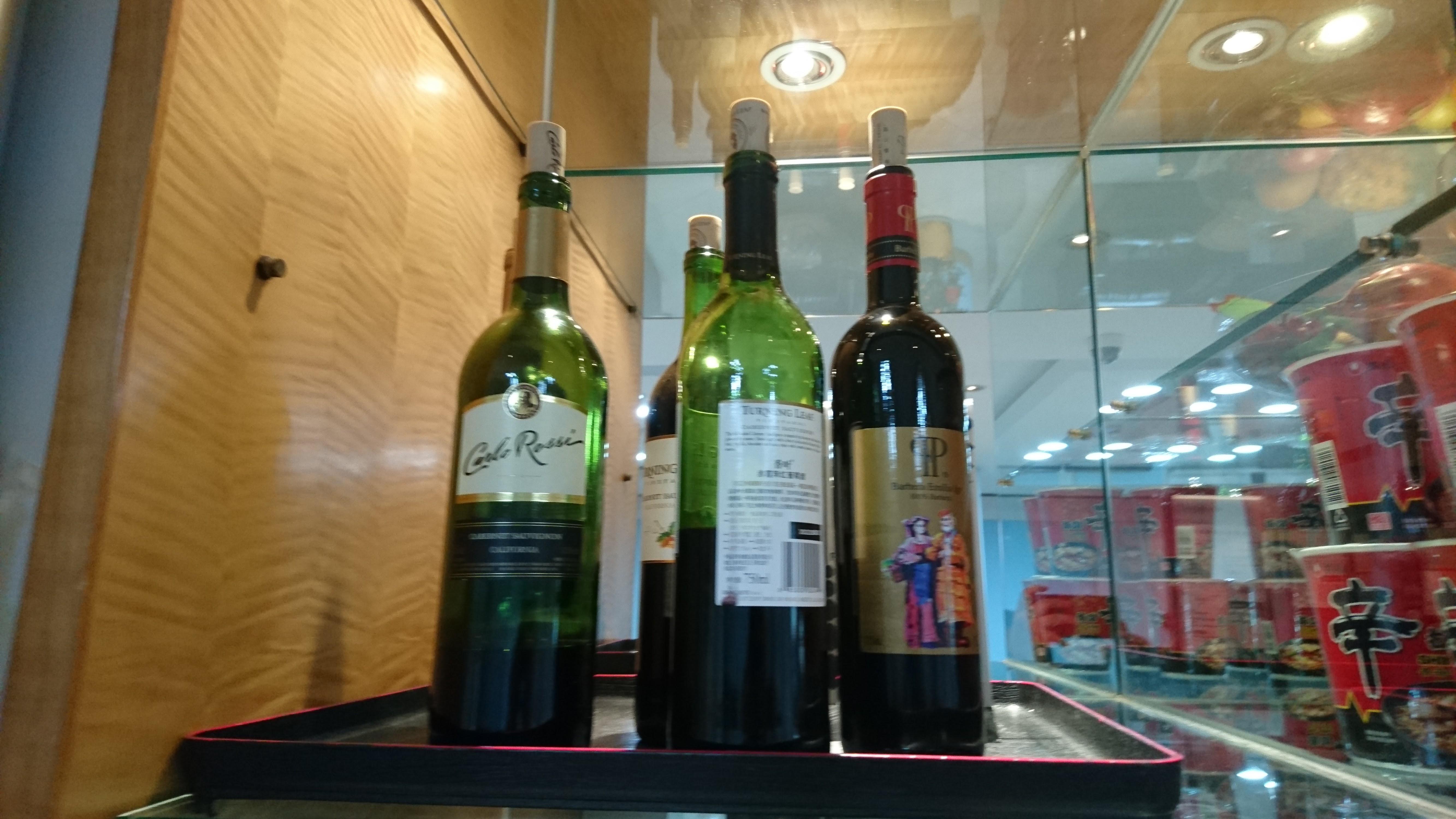 赤ワイン各種
