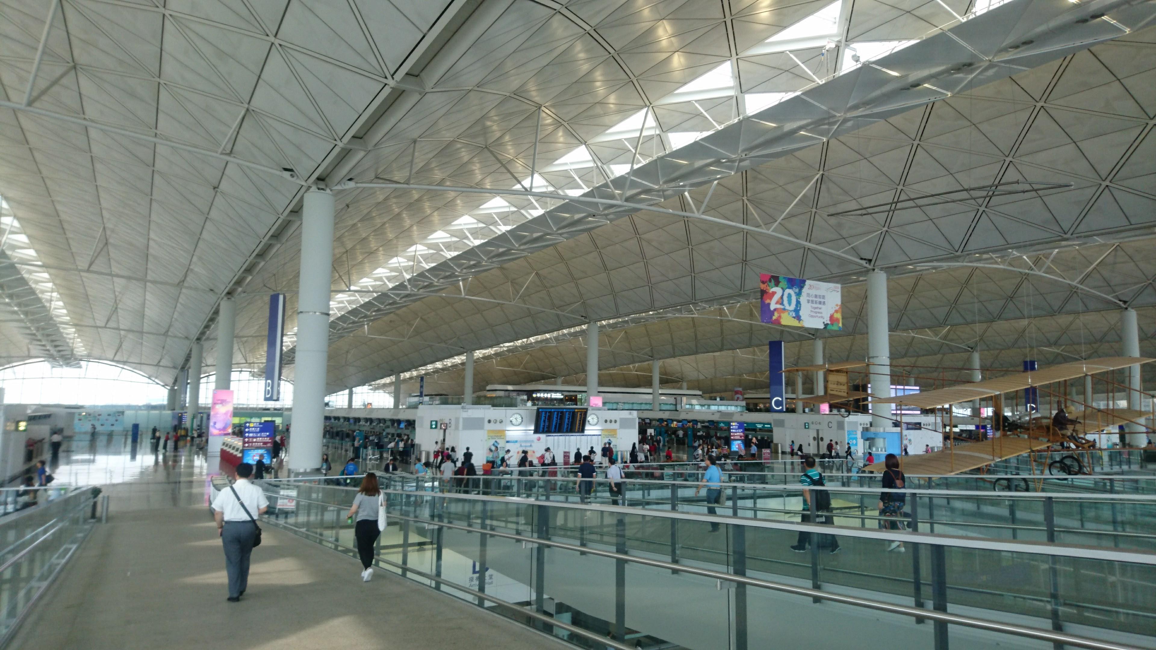 香港国際空港