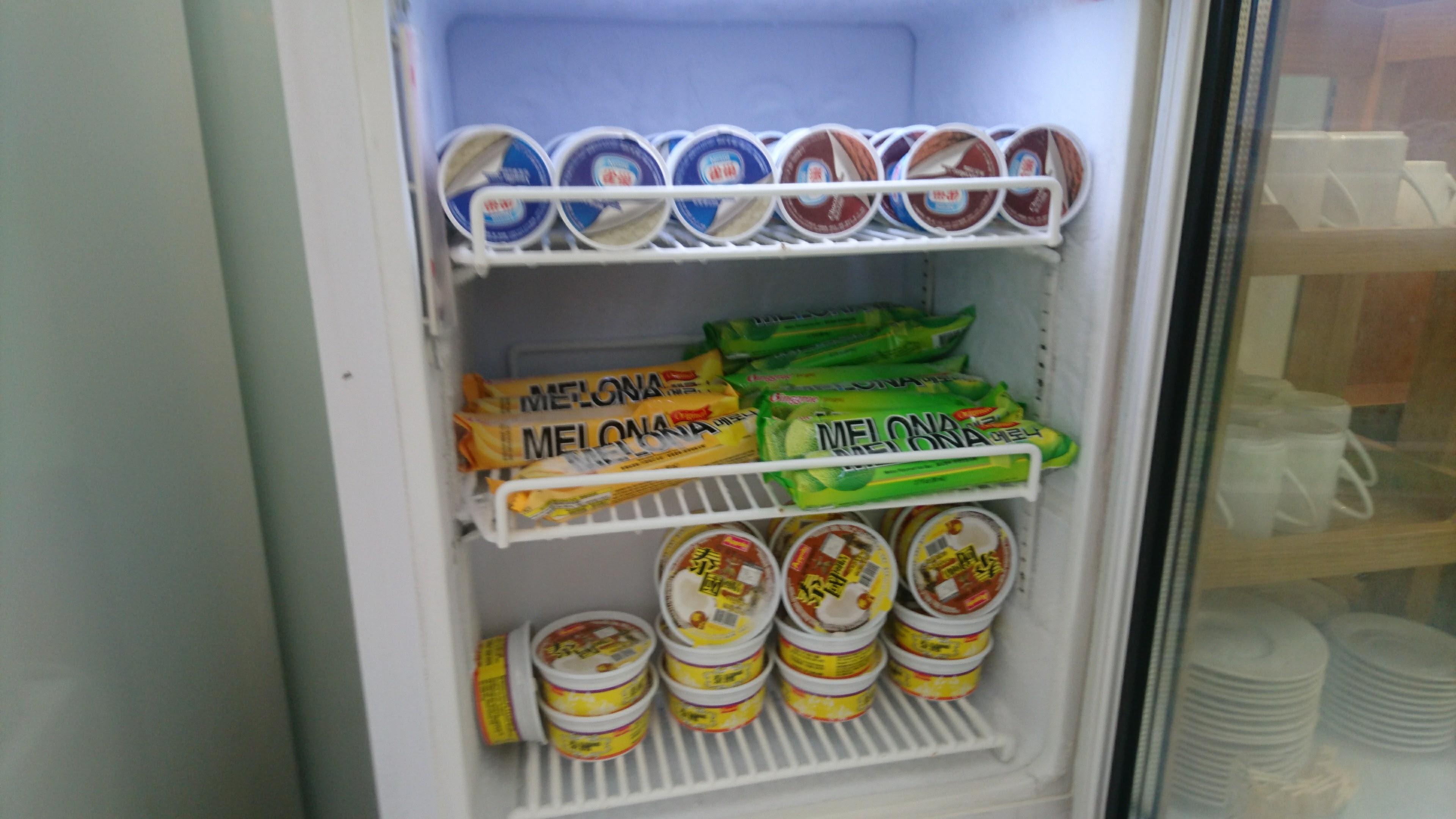 複数アイスが選べる