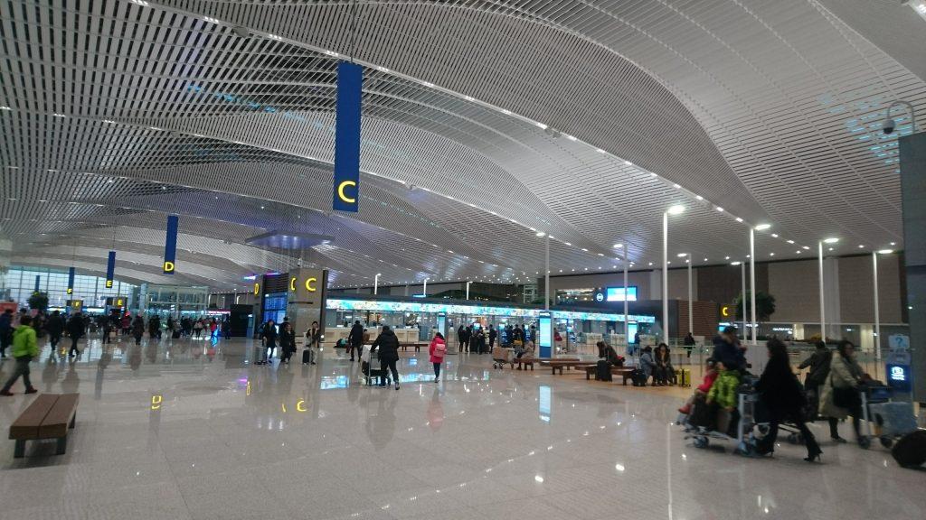 仁川国際空港第2旅客ターミナル1