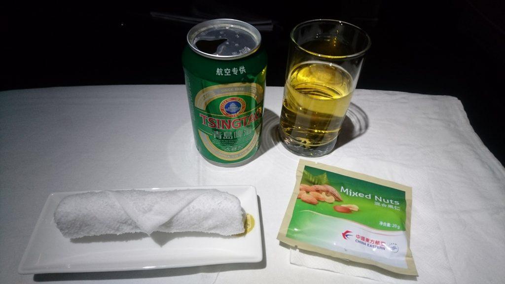 中国が誇る青島(チンタオ)ビール