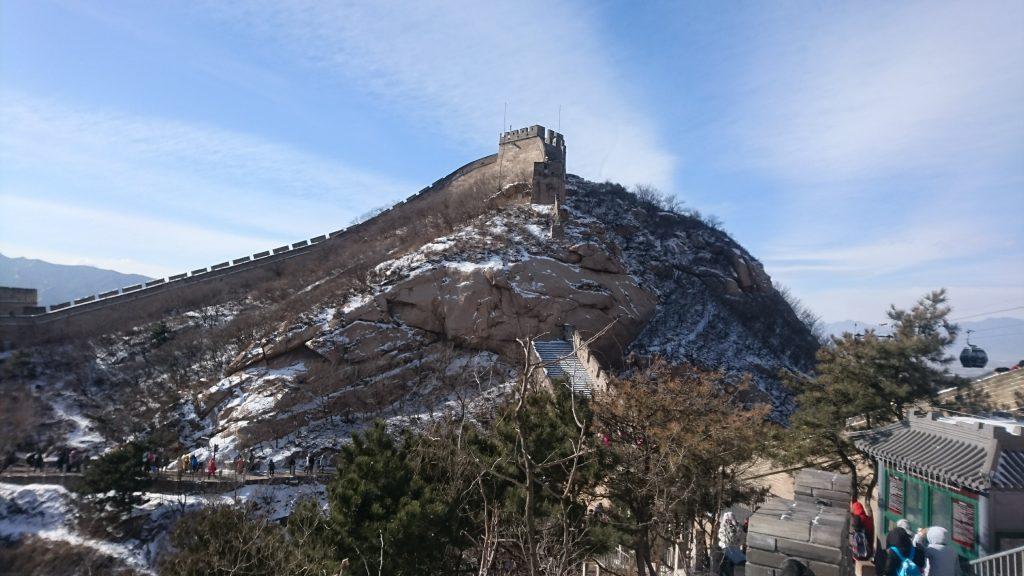 万里の長城(八達嶺)